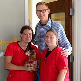 Goose Creek Pet Hospital Staff